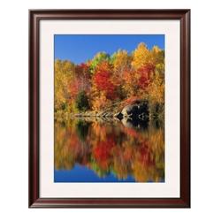 """Simon Lake Reflection Print - 27"""" x 33"""", 91880"""