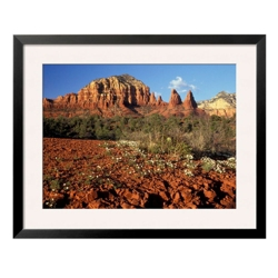 """Red Rock Country Print - 33"""" x 27"""", 91881"""