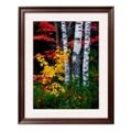 "Fall Color Print - 27"" x 33"", 91883"