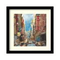 Bright Lights Big City I by Jardine - Framed Art Print, 82695