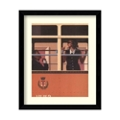 Look of Love by Vettriano- Framed Art Print, 82698