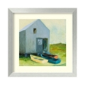 Boat House by Wakefield - Framed Art Print, 82706