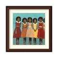 The Dance by Kinkead - Framed Art Print, 82688