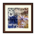 Move On Nine by Pfrommer- Framed Art Print, 82696