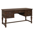 "Half Pedestal Writing Desk - 60""W x 28""D, 10116"