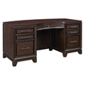 "Curved Executive Desk - 66""W, 14806"