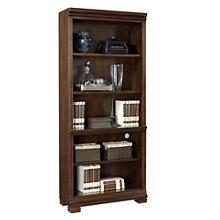 """Five Shelf Bookcase - 75.5""""H, 32148"""