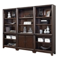 "Bookcase Set - 78""H, 32211"