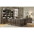 Bowfront L-Desk Office Suite, 14419