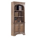 "Bookcase with Doors - 78""H, 32212"