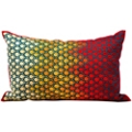 "kathy ireland by Nourison Multicolor Rectangular Pillow - 20"" x 12"", 82249"
