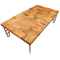 "Wood Coffee Table - 54""W, 46225"
