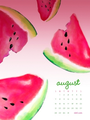 August nbf wallpaper