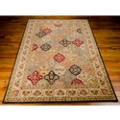 "kathy ireland by Nourison Patchwork Area Rug 5'3""W x 7'5""D, 82238"