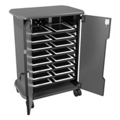 "Mobile 16 Laptop Storage Cabinet - 30.75""H, 43391"