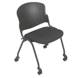 Nesting Fabric Stack Chair , 51008