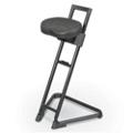 Height Adjustable Stool with Molded Polyurethane Seat, 51521