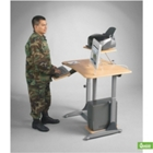 Ergonomic Adjustable Height Workstation, 60989