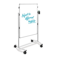 DuraRite and Vinyl Adjustable Height Mobile Board, 80350