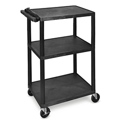 "Multi-Purpose Visual Cart - 24""W, 43458"
