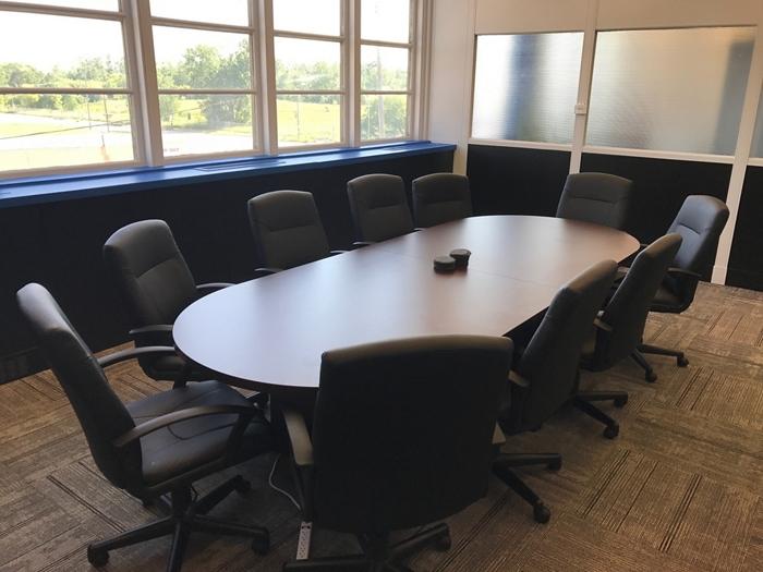 modern office tour
