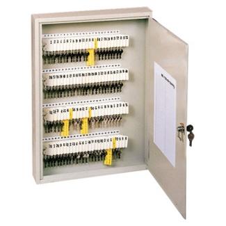 Locking Key Cabinet - 100 Capacity, 36028