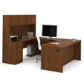 Executive U-Desk with Hutch, 10110