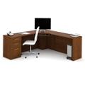 """78""""W Corner Desk, 10111"""