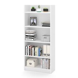"""68""""H Five Shelf Bookcase, 32215"""