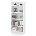 "68""H Five Shelf Bookcase, 32215"