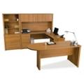 Peninsula Desk Office Suite, 13417