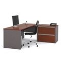 Reversible L-Shaped Desk, 13476