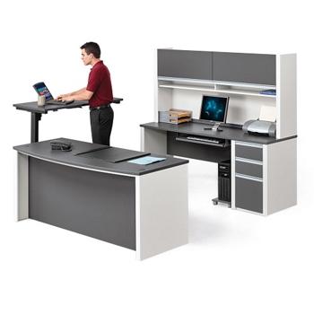 Adjustable Height Desks