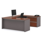 Executive U Shaped Desk - Reversible, CD00099