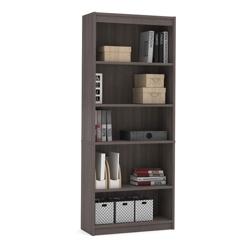 "72"" H Five Shelf Open Bookcase, 32112"
