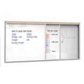 8'W Sliding Marker Board, 80482