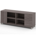 "Three Drawer Storage Credenza - 71""W, 36748"
