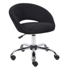 Fabric Task Chair with Casters, 57031