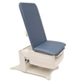 Pneumatic Adjustable Back Exam Table , 26150