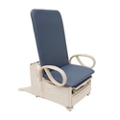 Powered Back Exam Table with Pelvic Tilt and Stirrups, 26161