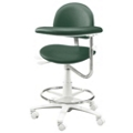 Dental Operator Stool with Left Armed Support, 57080