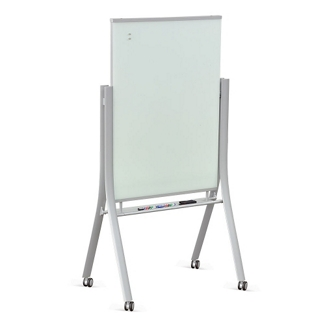 Mobile Glass Marker Board, 80550