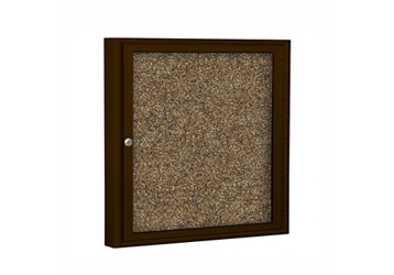 "Indoor Enclosed Board 36"" x 36"", 80958"