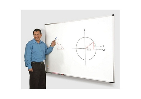 8' x 4' Magnetic Whiteboard, 80526