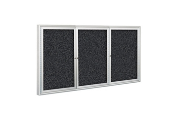 "72""W x 36""H Outdoor Rubber-Tak Board , 80594"