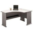 Right L Bow Desk, CD07313