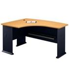 Left L Bow Desk, CD07304