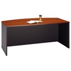 Bow Front Desk Shell, CD07242
