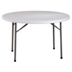 "48"" Round Folding Table, CD00992"
