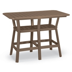 "Bistro Height Table 58"" x 36"", 41584"